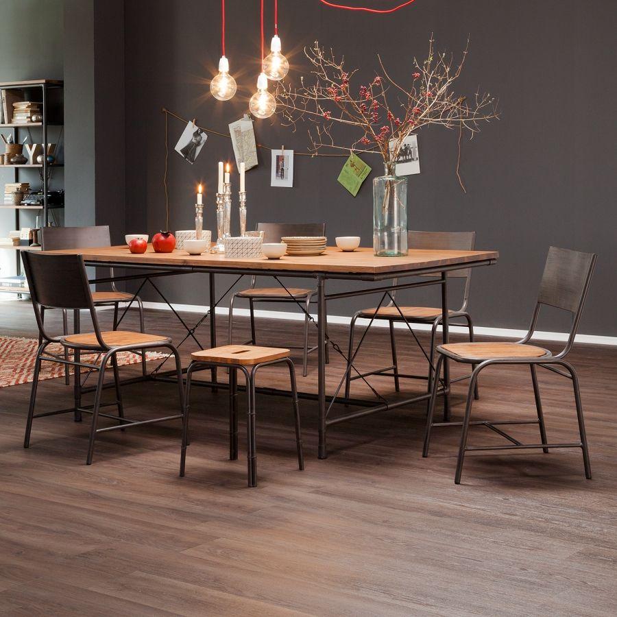 esstisch atelier home living st hle esszimmer und tisch. Black Bedroom Furniture Sets. Home Design Ideas