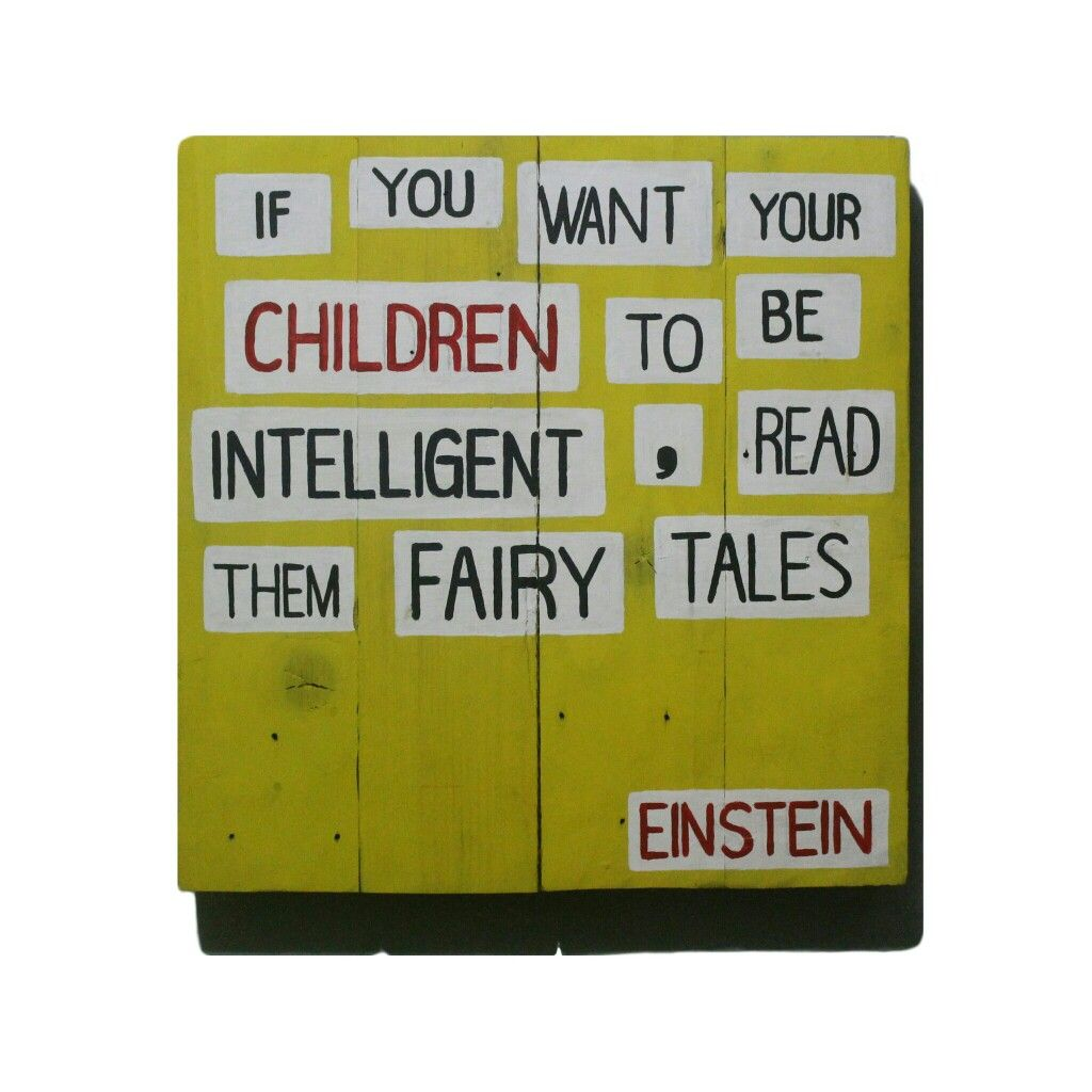 Children intelligent. Wood Sign from GuazumaArs. Hanging wall decor ...