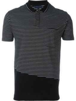 Camisa polo listrada  6890a16ca37bd