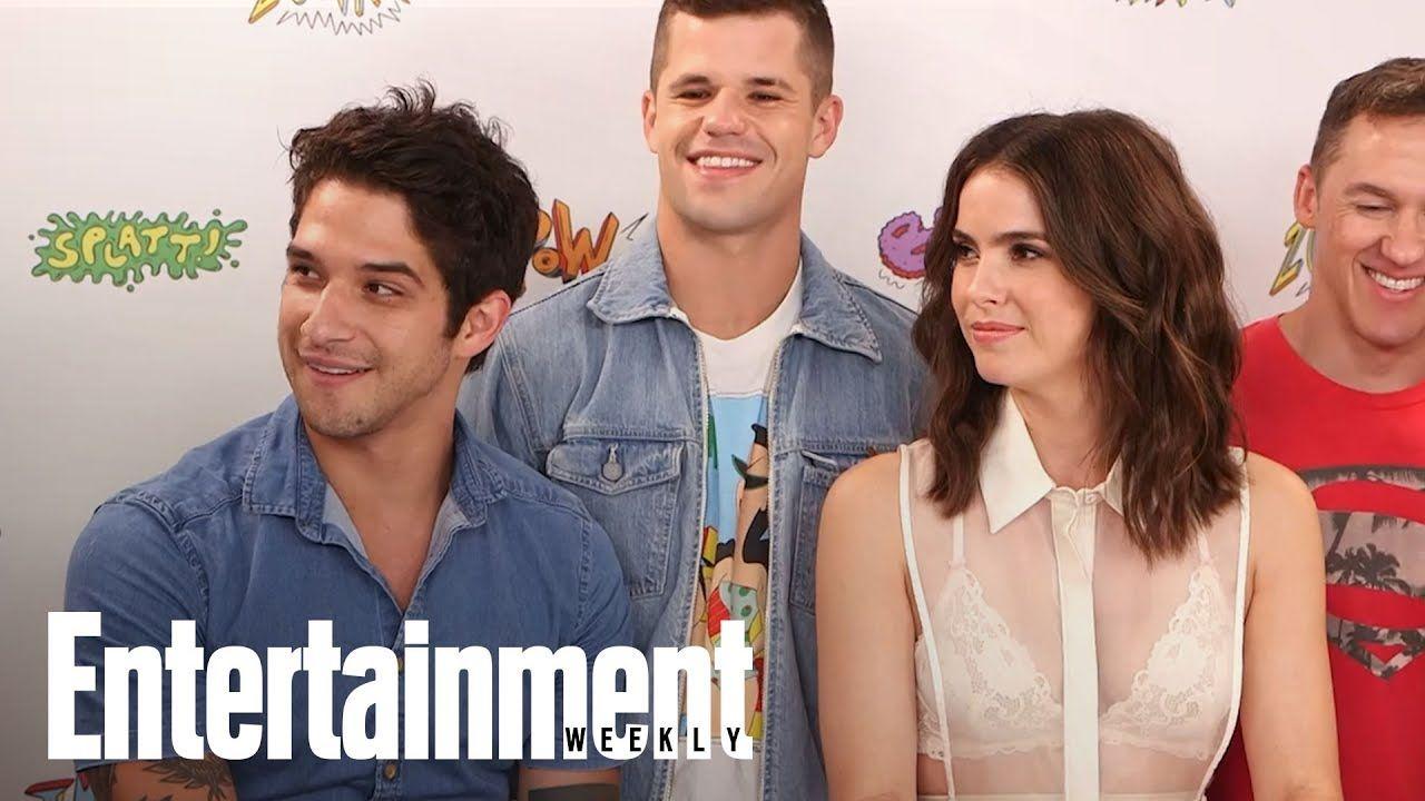 Teen Wolf: Shelley Hennig, Tyler Posey Tease Multiple Nude Scenes | SDCC.