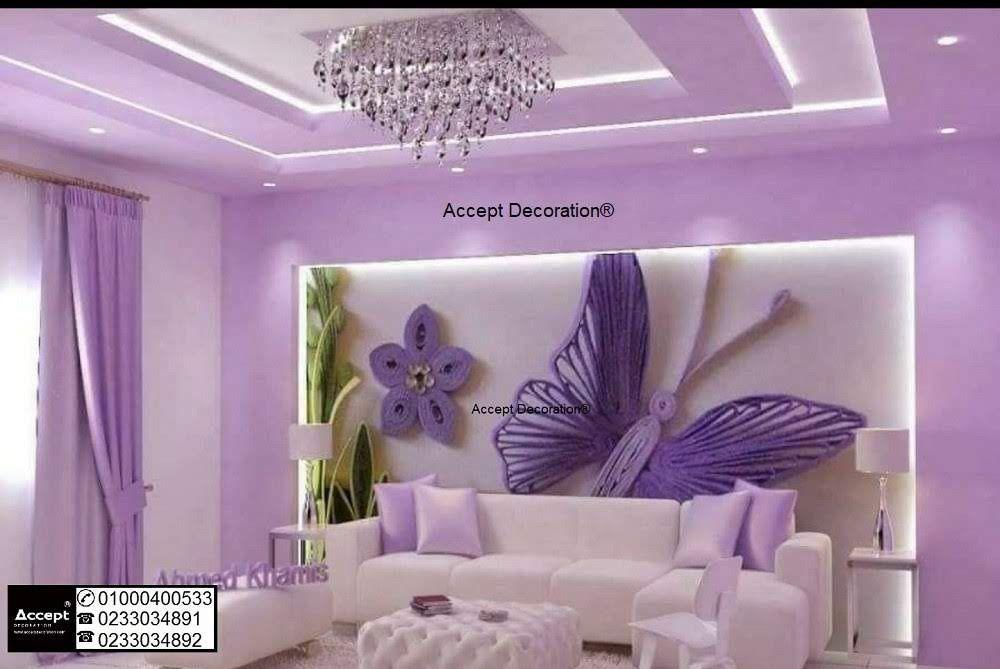 تشطيبات داخلية وديكور اعمال الكهرباء والاضاءة الدهانات وورق الحائط والبوسترات اسقف معلقة جبس بورد مكتبات جبس بورد تشطيبات و Bedroom Design Design Decor