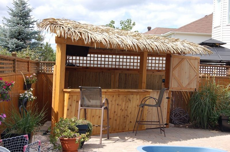 Outdoor Tiki Bars   Google Search