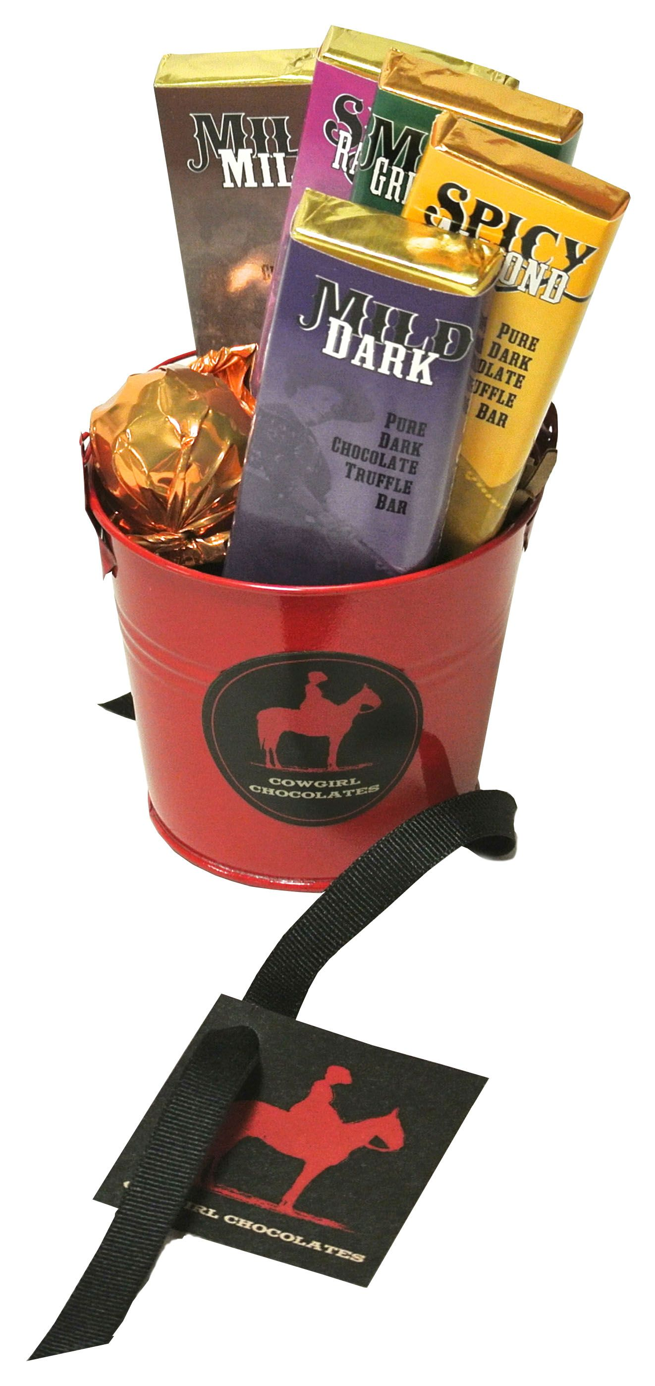 Our Bar Buckets Are Available With Truffle Bars And Solid Chocolate Bars Spicy And Not Spicy Or Both Truffles Chocolate Truffles Chocolate Company