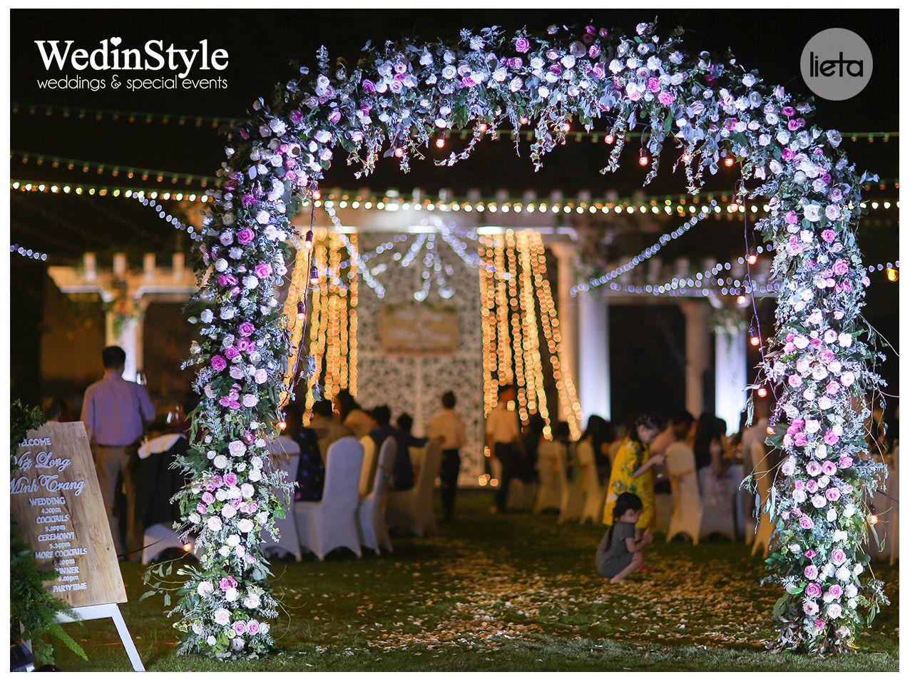 Wedding welcome gate outdoor rustic wedding by wedinstyle in wedding welcome gate junglespirit Gallery