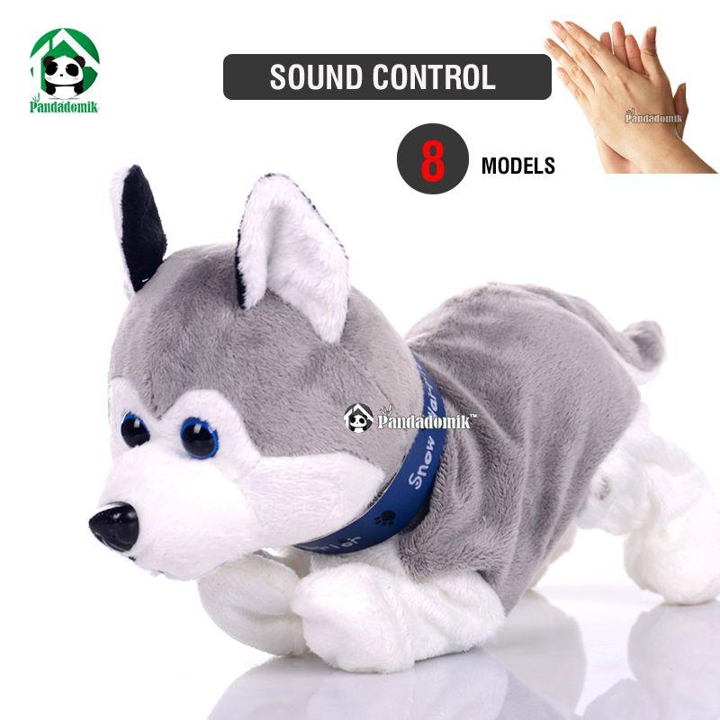 Elektronische Pet Interaktive Hund Sound Control Hunde Baby - hand geflochtene viskose sitzsack designs von darono