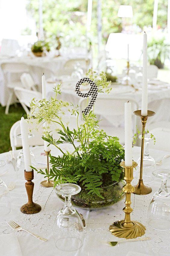 27 Kreative Schüssel Hochzeit Mittelstücke Zu Versuchen | Mittelstücke,  Tisch Dekorationen Und Empfang