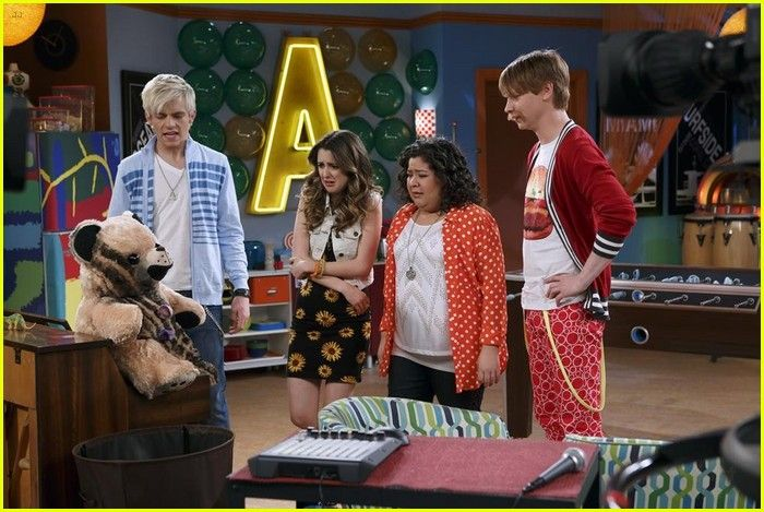 Austin and ally porn