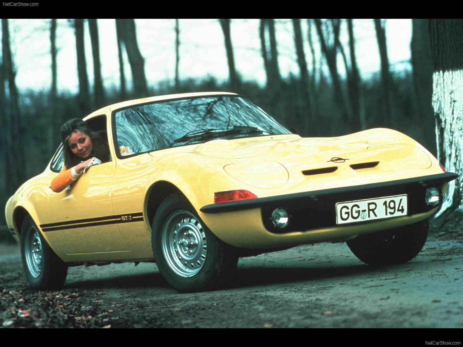 My First Car An Opal Gt Only It Was Bright Orange 2 Seater