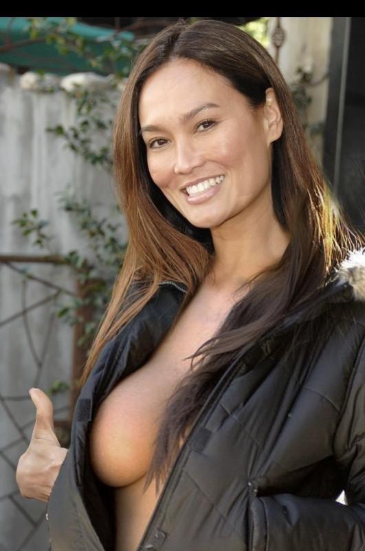 Tia Carrere sexy Video
