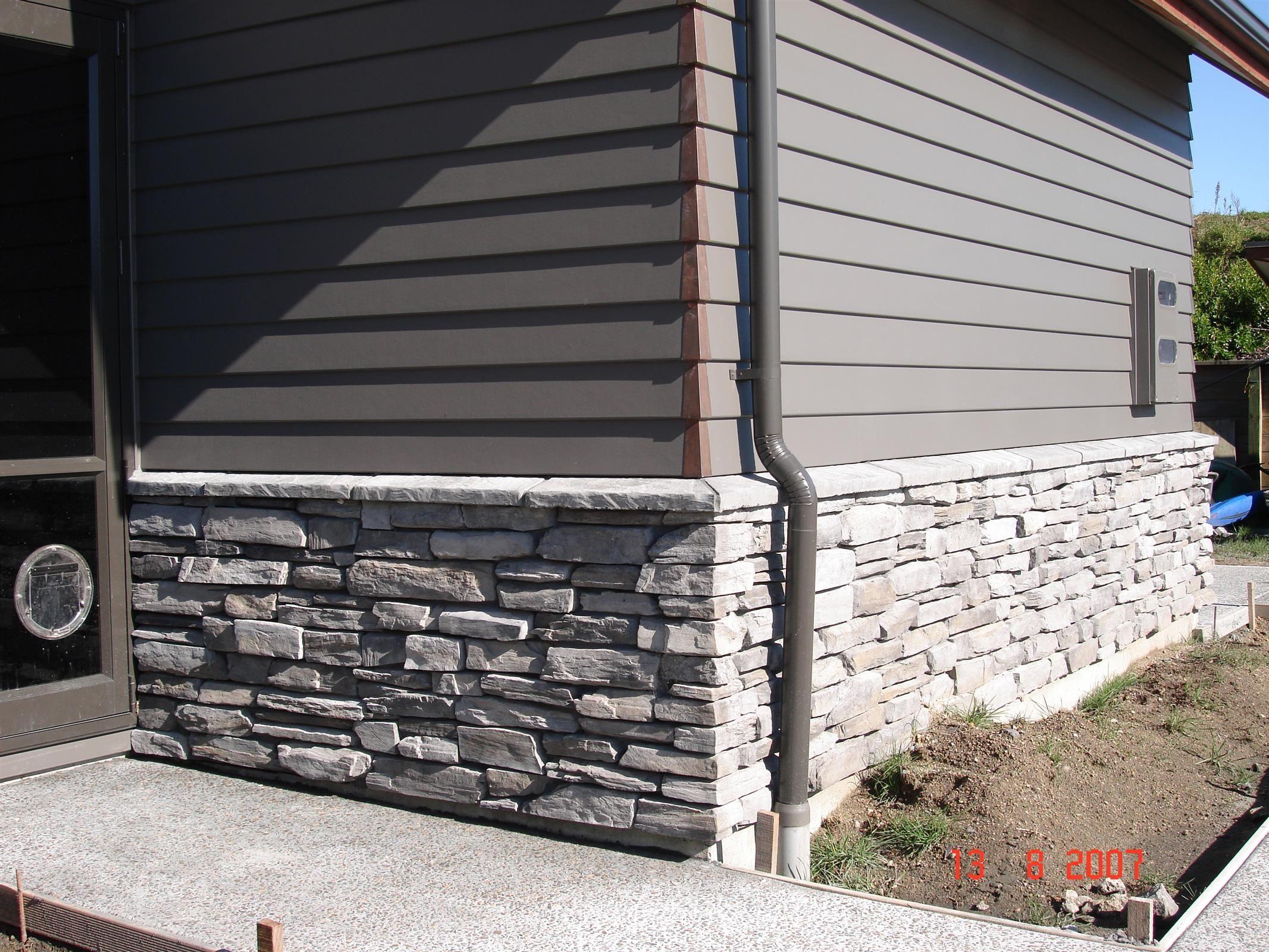 Stone Sills Eldorado Stone Core Profiles Hard As Rocks Eldorado Stone Lake House Architecture