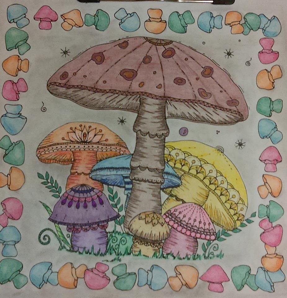Coloured By Angela Morgan Colorama Magic Path