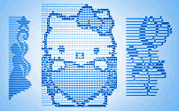 Text Art For Facebook Pictures From Symbols Cool Text Symbols Ascii Art Text Art