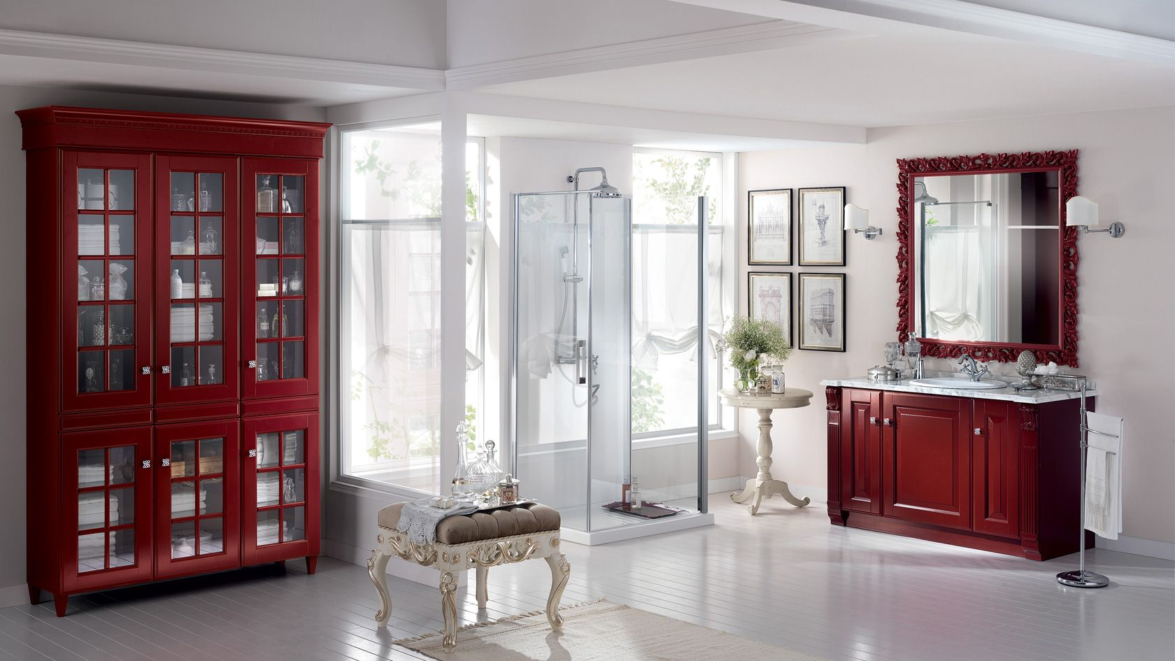 Bathroom Baltimora Scavolini | Design | Pinterest | Bathroom designs