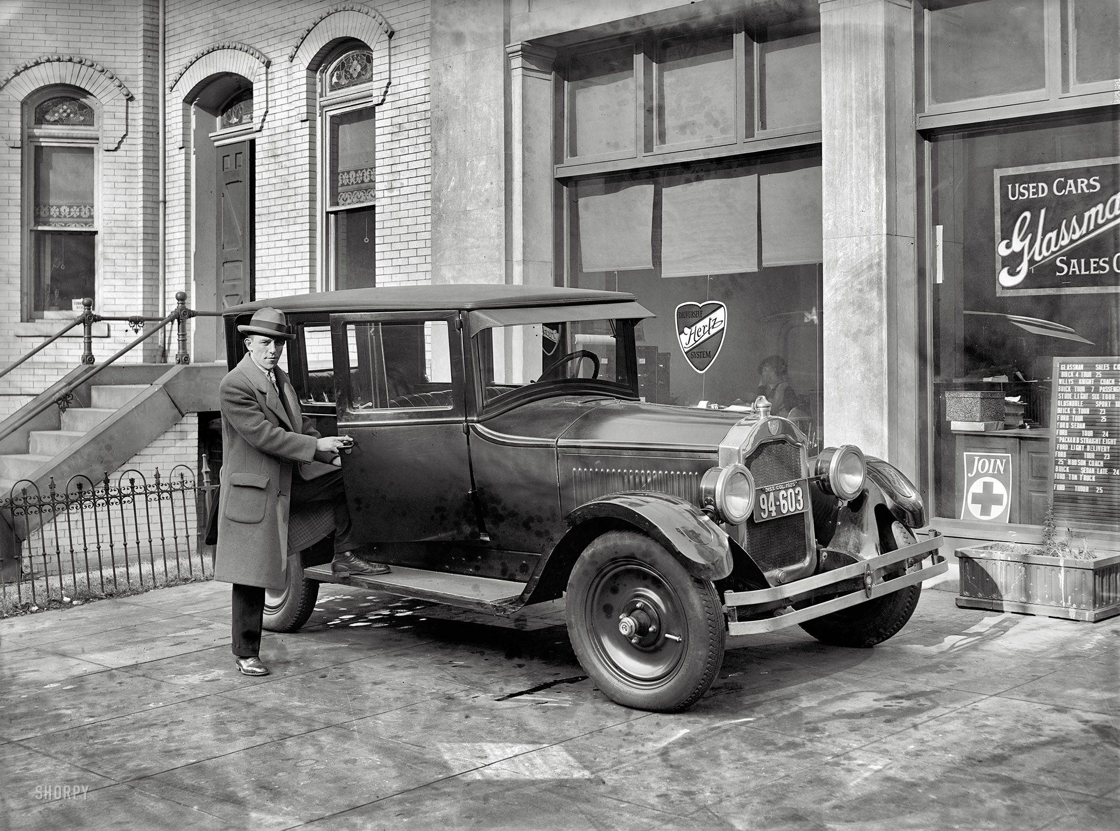 Washington, D.C., 1925. \