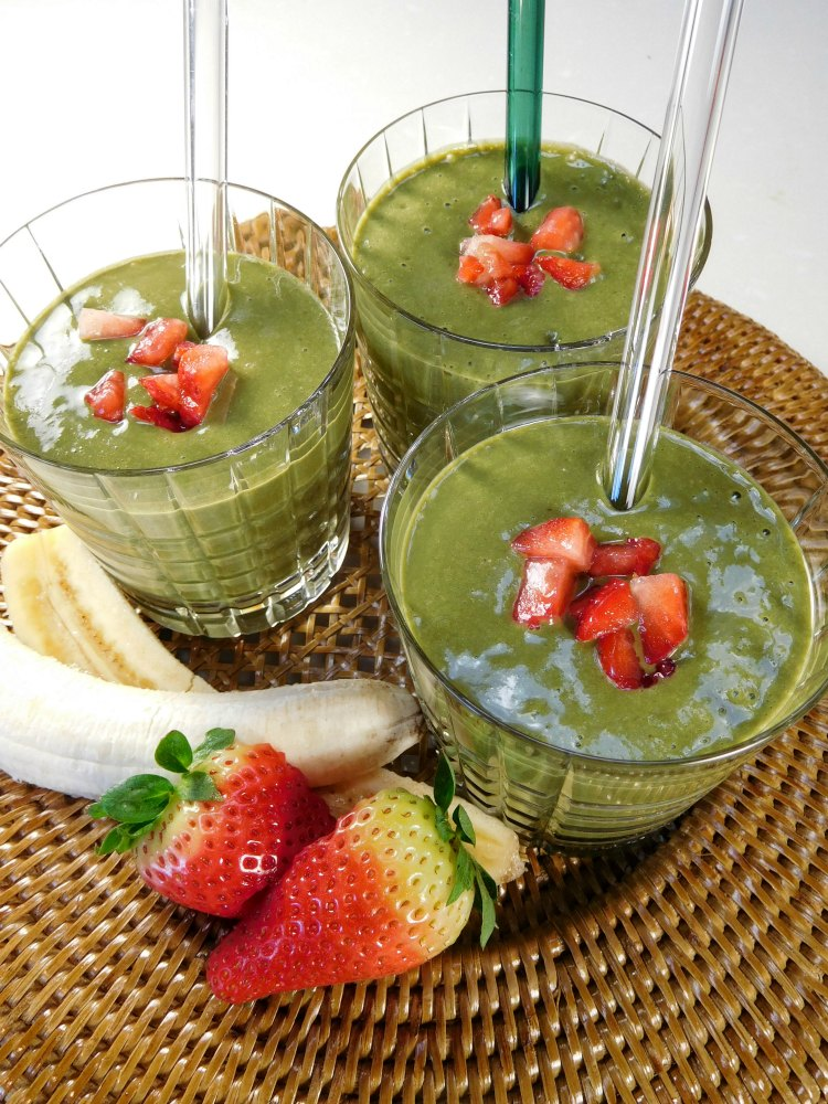 Iron and Calcium Rich Smoothie Recipe Foods with iron