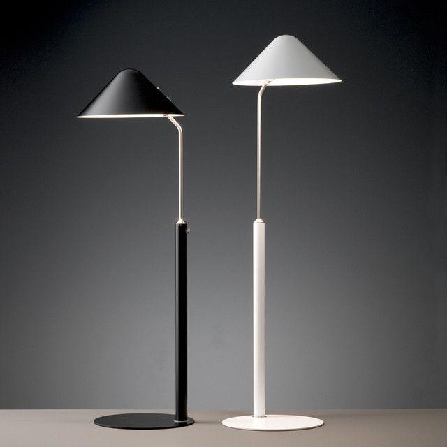 Genial Modern Floor Lamps To Improve Your Interior Desig