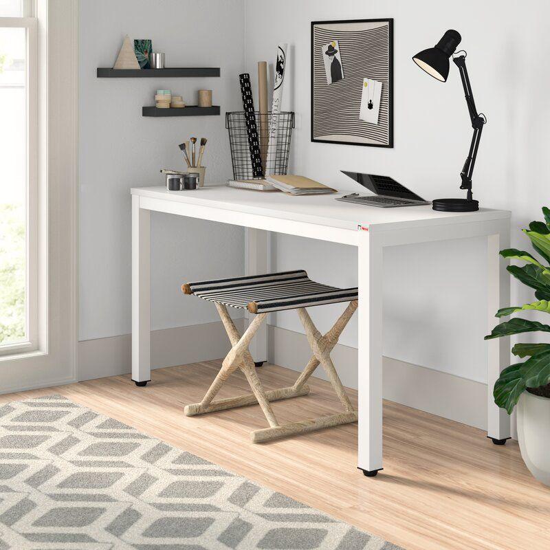Zipcode Design Soperton Solid Wood Writing Desk Ad Aff Ad