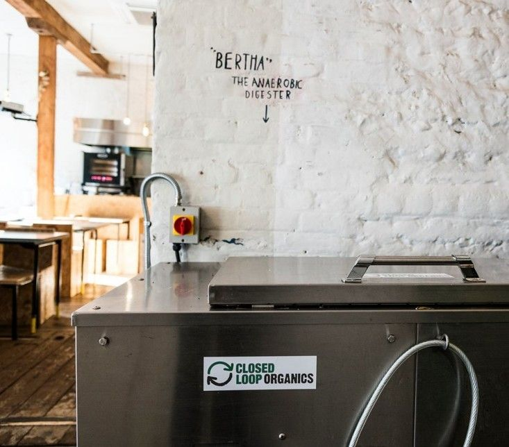 Silo In Brighton: A Zero-Waste Restaurant For The Future