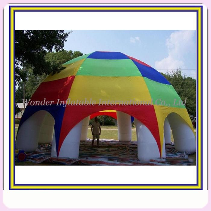Most popular rainbow color inflatable tent large outdoor inflatable lawn event tent giant tent inflatable 8  sc 1 st  Pinterest & Most popular rainbow color inflatable tent large outdoor ...