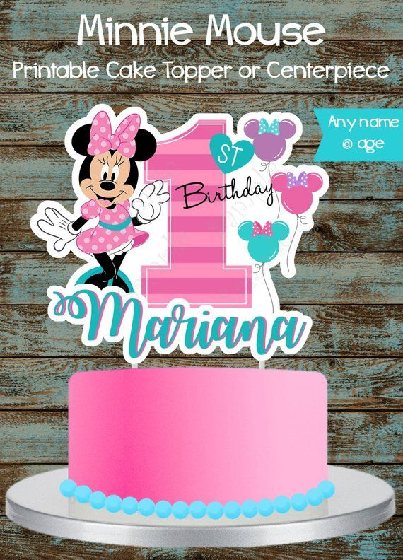 Hello Kitty personalised birthday cake decoration christening  cake topper