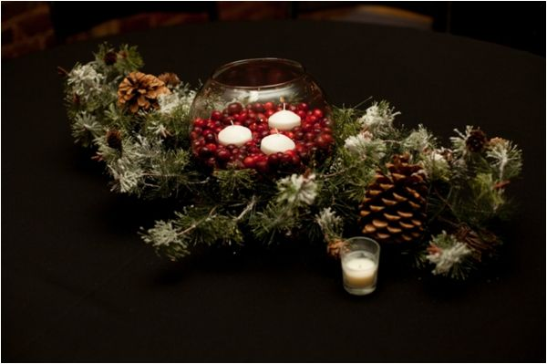 Pinterest Winter Wedding Centerpieces: Rustic Elegant Winter Wedding Ideas