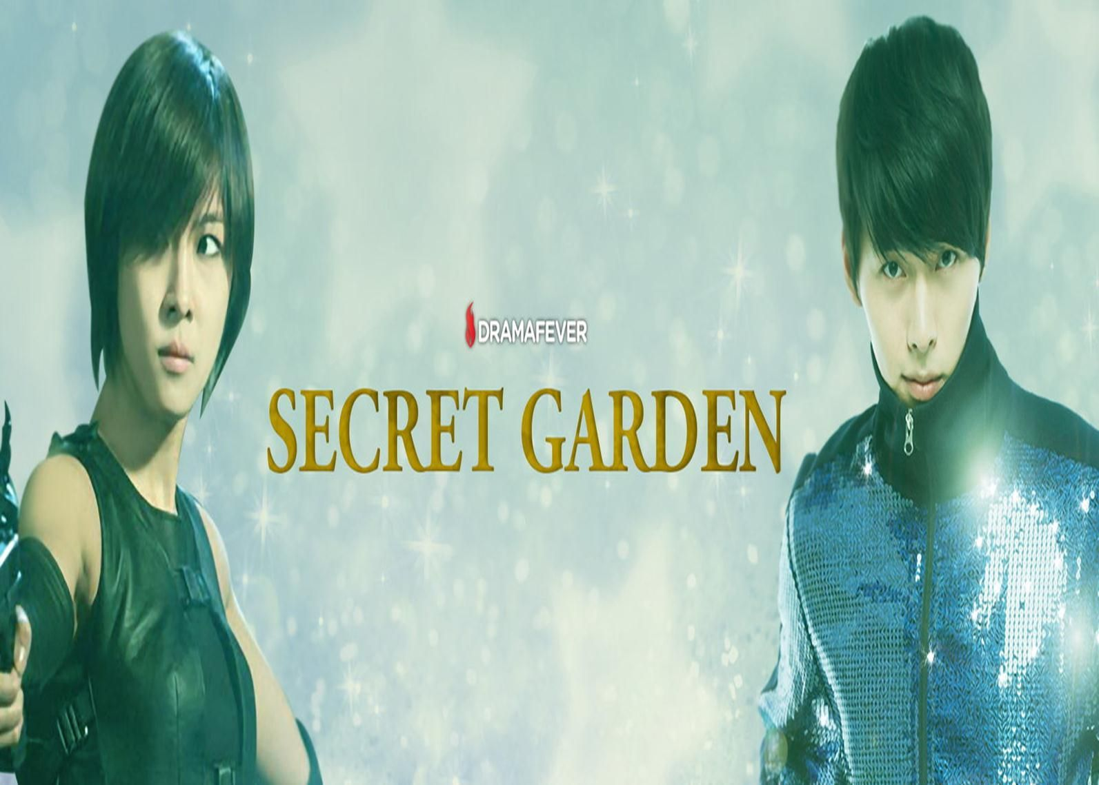 AWESOME!1 In this fantasy, romantic comedy, Secret Garden