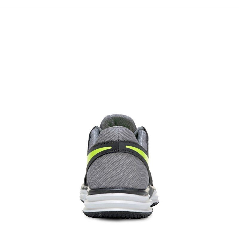 Nike Mens Lunar Fingertrap TR Training Shoes (Grey/Volt) - 11.5 M