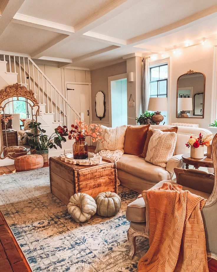 Cozy Living Room Ideas For Small Spaces, Cozy Living Room