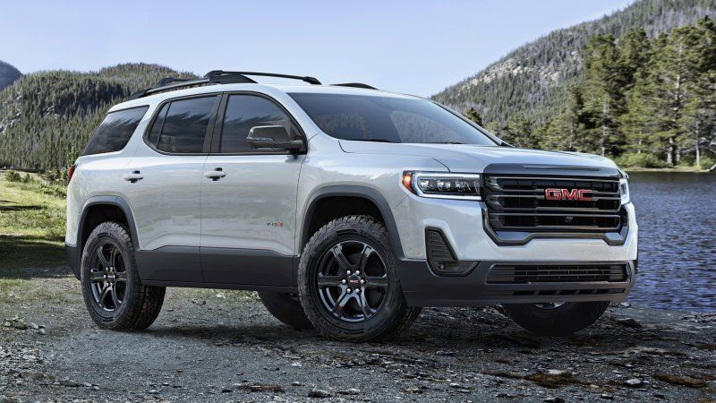 2020 Gmc Acadia At4 Pricing Revealed Best Suv Suv Gmc Suv