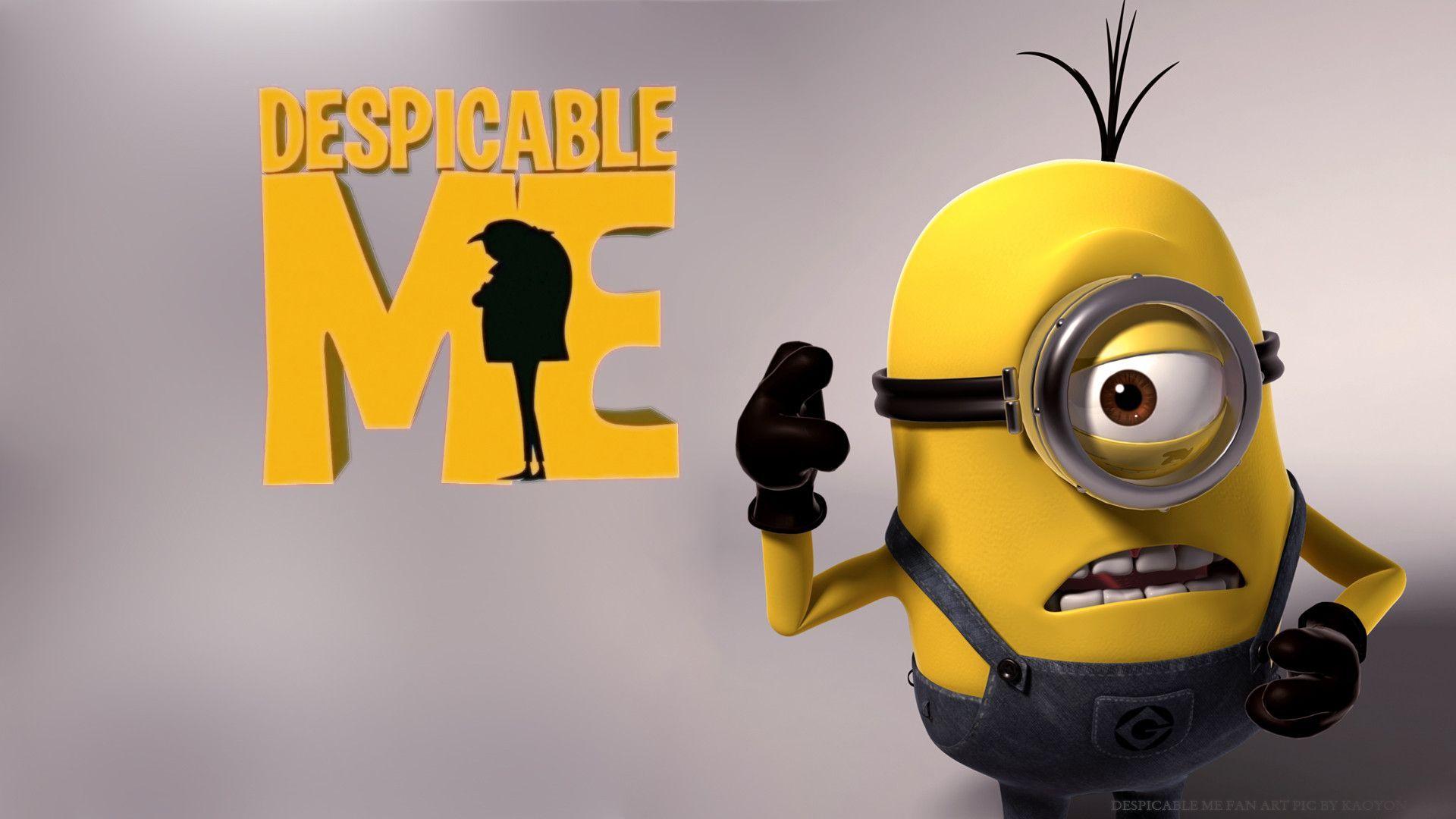 UW Despicable Me Minions Full HD