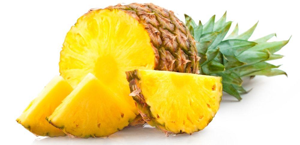 L'ananas è uno dei pochi frutti molto utile alla salute e per chi vuole dimagrire. L'ananas nel nostro corpoha un effetto diuretico: