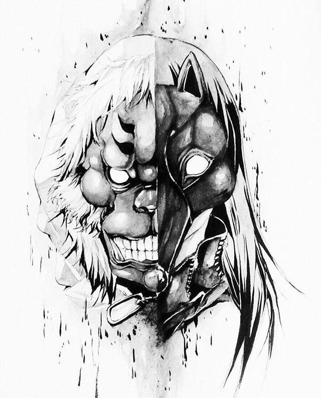 Devil Apes And Black Dogs Tokyo Ghoul Pinterest Tokyo Ghoul