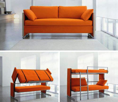 Mueble Multifunci 243 N Sofa Litera Modern Bedroom Furniture