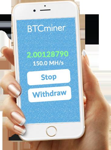 Btcminer Best Bitcoin Cloud Mining Company Online Cloud Mining Mining Company Bitcoin