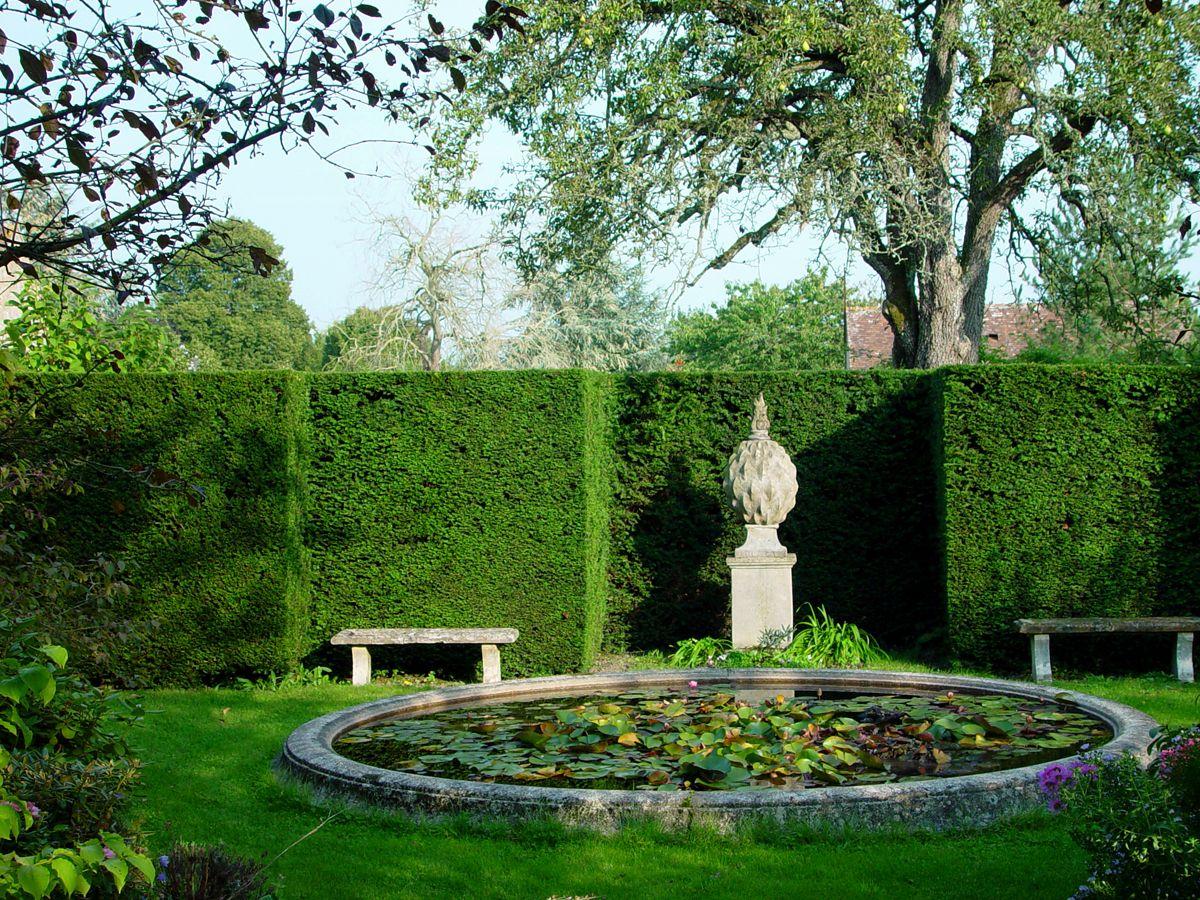 100 Incroyable Suggestions Bassin De Jardin Rond