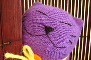 Sewing:  Sock Kitty Tutorial {Guest Tutor}
