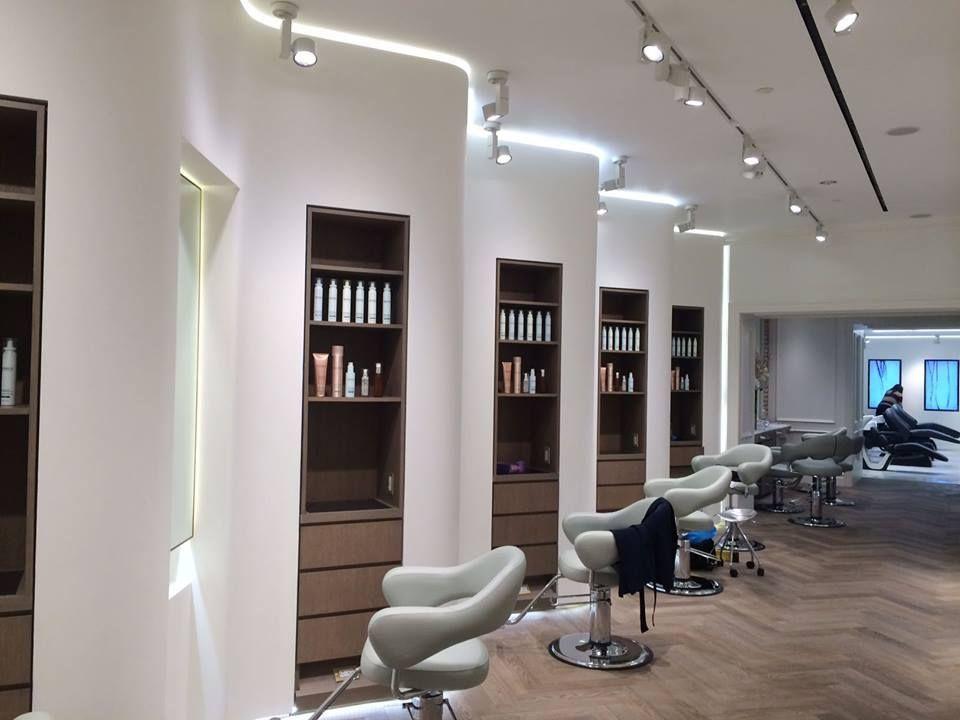 Our Editors Favorite Nyc Hair Salons Salon Interior Design Hair Salon Decor Beauty Salon Interior
