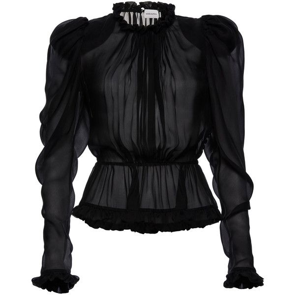 92bfb356fd244 Normandy Silk Blouse