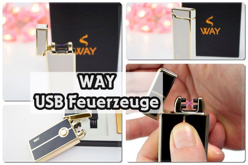 WAY - USB Feuerzeuge im Test - Susi und Kay Projekte