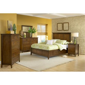 Ponderra 6-piece Queen Storage Bedroom Set | Bedroom sets ...