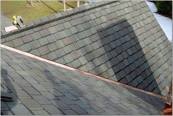 Copper Railing Cap Tennis Court Railing Roofing