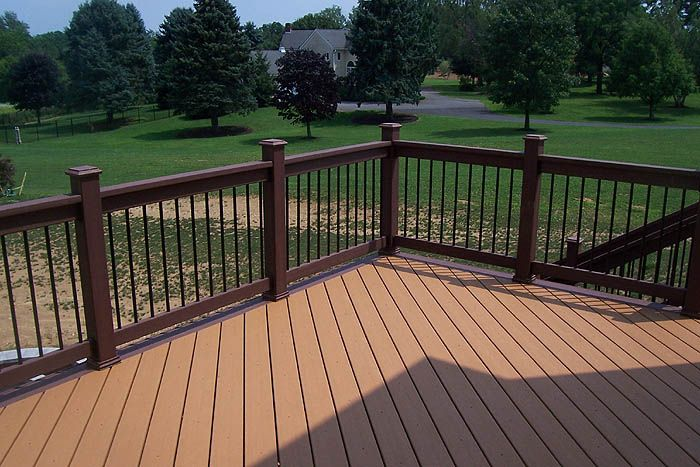 Best Deck And Patio Handrails Deck Railings Pictures Custom 400 x 300