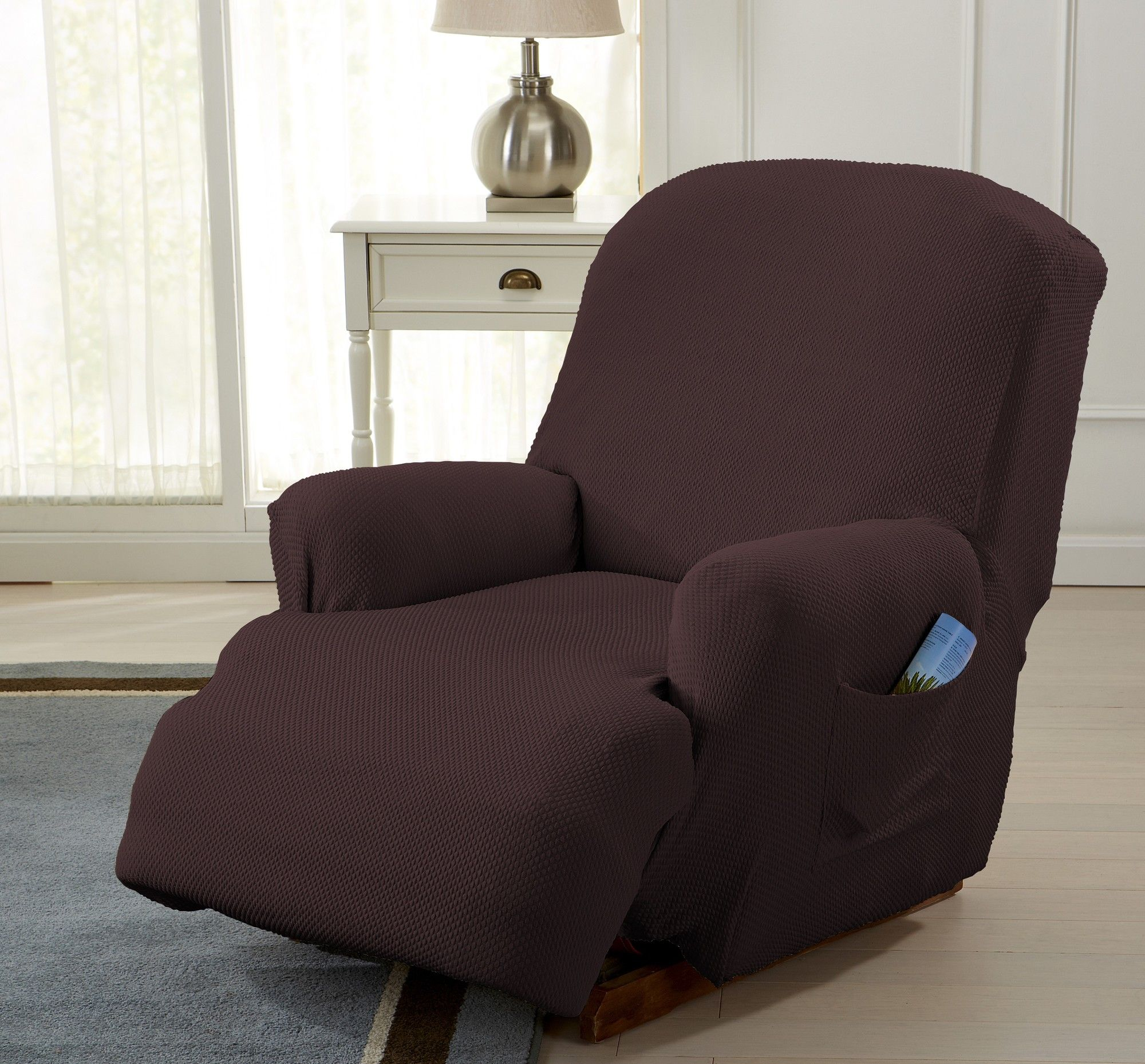 Savannah Recliner TCushion Slipcover Furniture