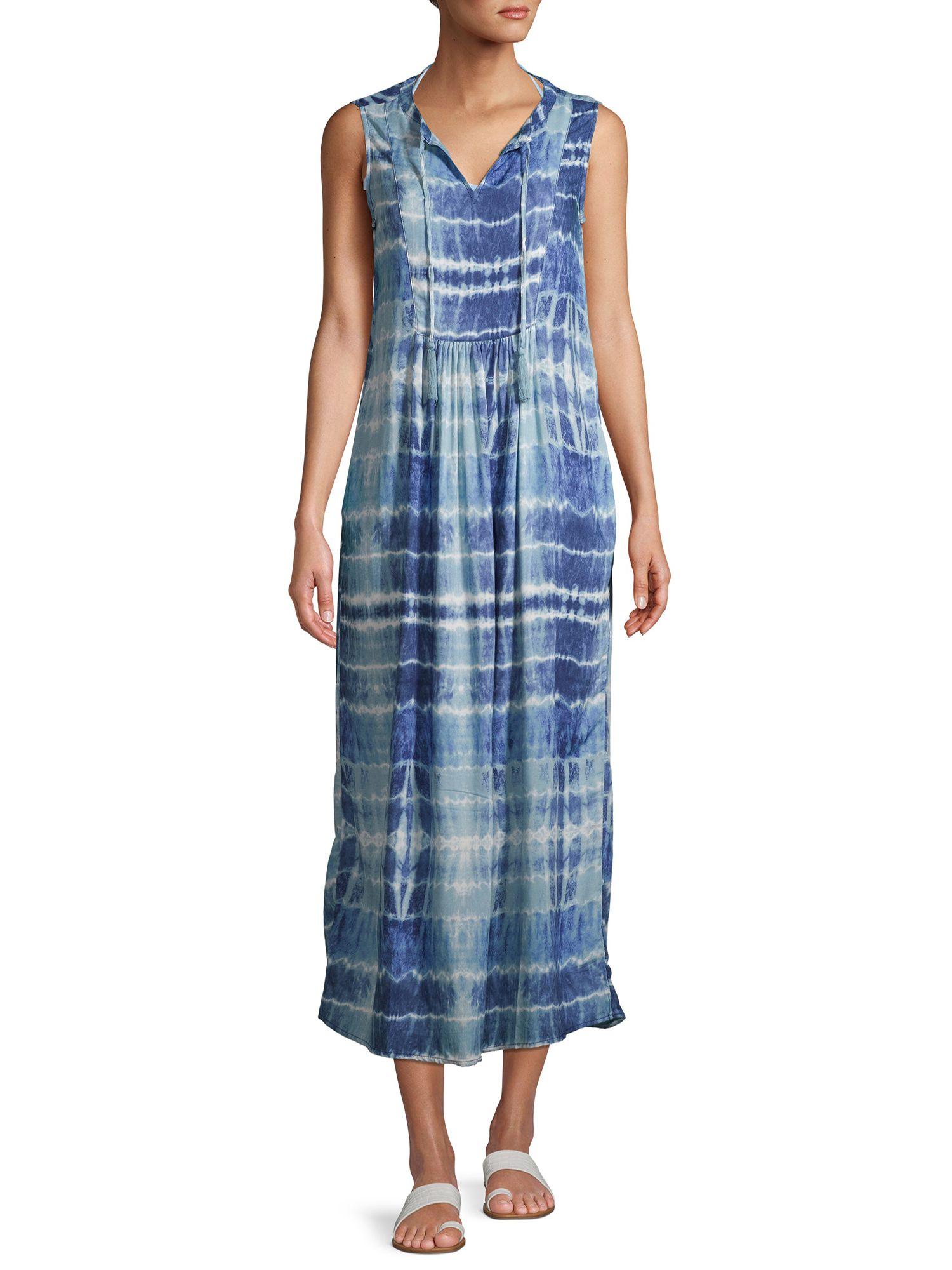Beachlunchlounge Beachlunchlounge Kamarin Sleeveless Maxi Dress Walmart Com Buy Maxi Dress Maxi Dress Sleeveless Maxi Dress [ 2000 x 1500 Pixel ]