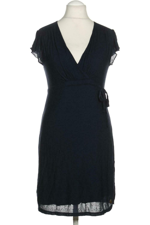 noppies kleid damen dress damenkleid gr. l viskose blau