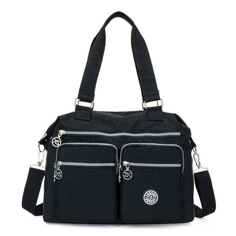 85fea08747a9 Women Waterproof Nylon Multi-pocket Zipper Shoulder Bags Crossbody Bags is  Worth Buying - NewChic Mobile.