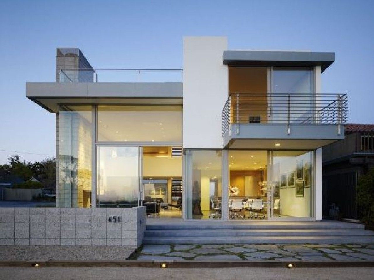 Minimal Style House awesome minimalist beach house design ideas - stylendesigns