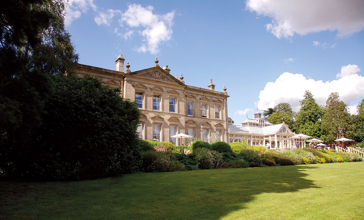 Kilworth House Hotel and Open Air Theatre Wedding venues