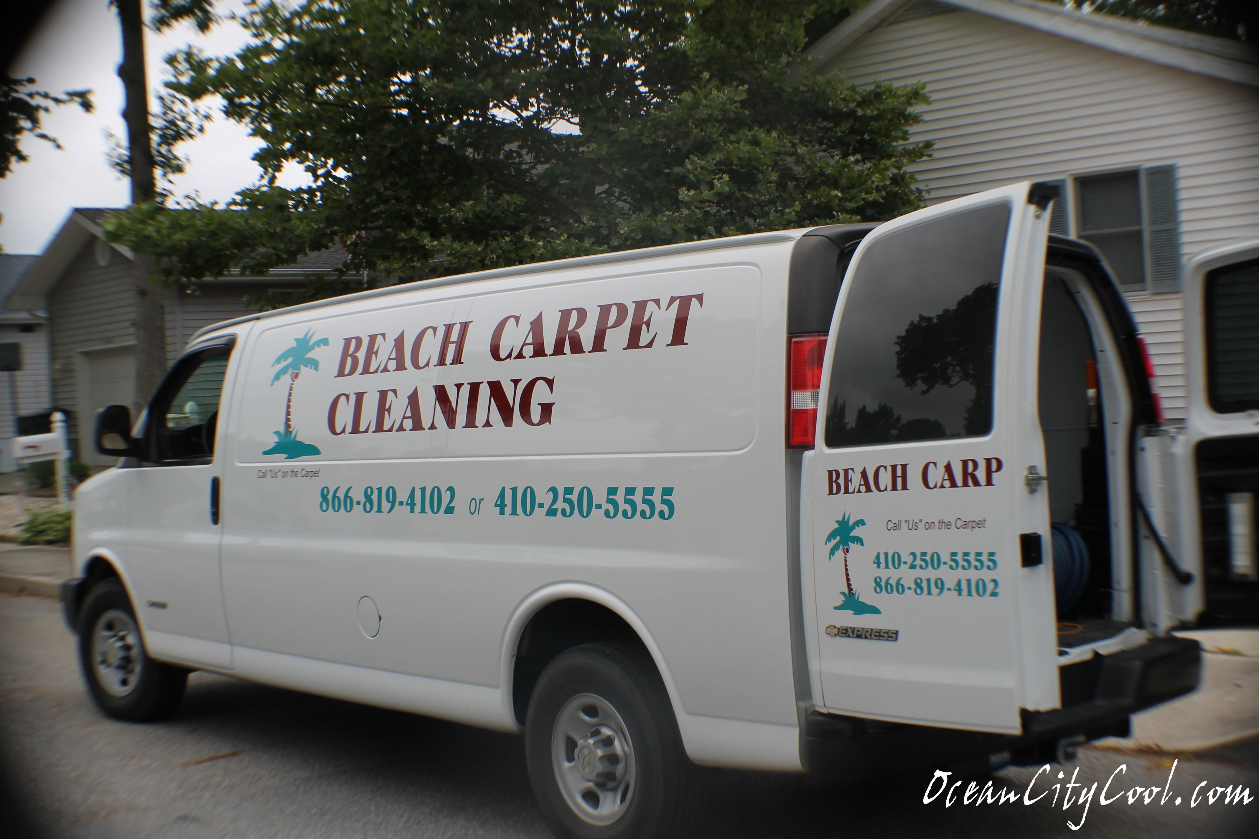 Carpet cleaning by Beach Carpet Cleaning, call 410.250.5555 for more info and estimates...  #ocmd #OCServices