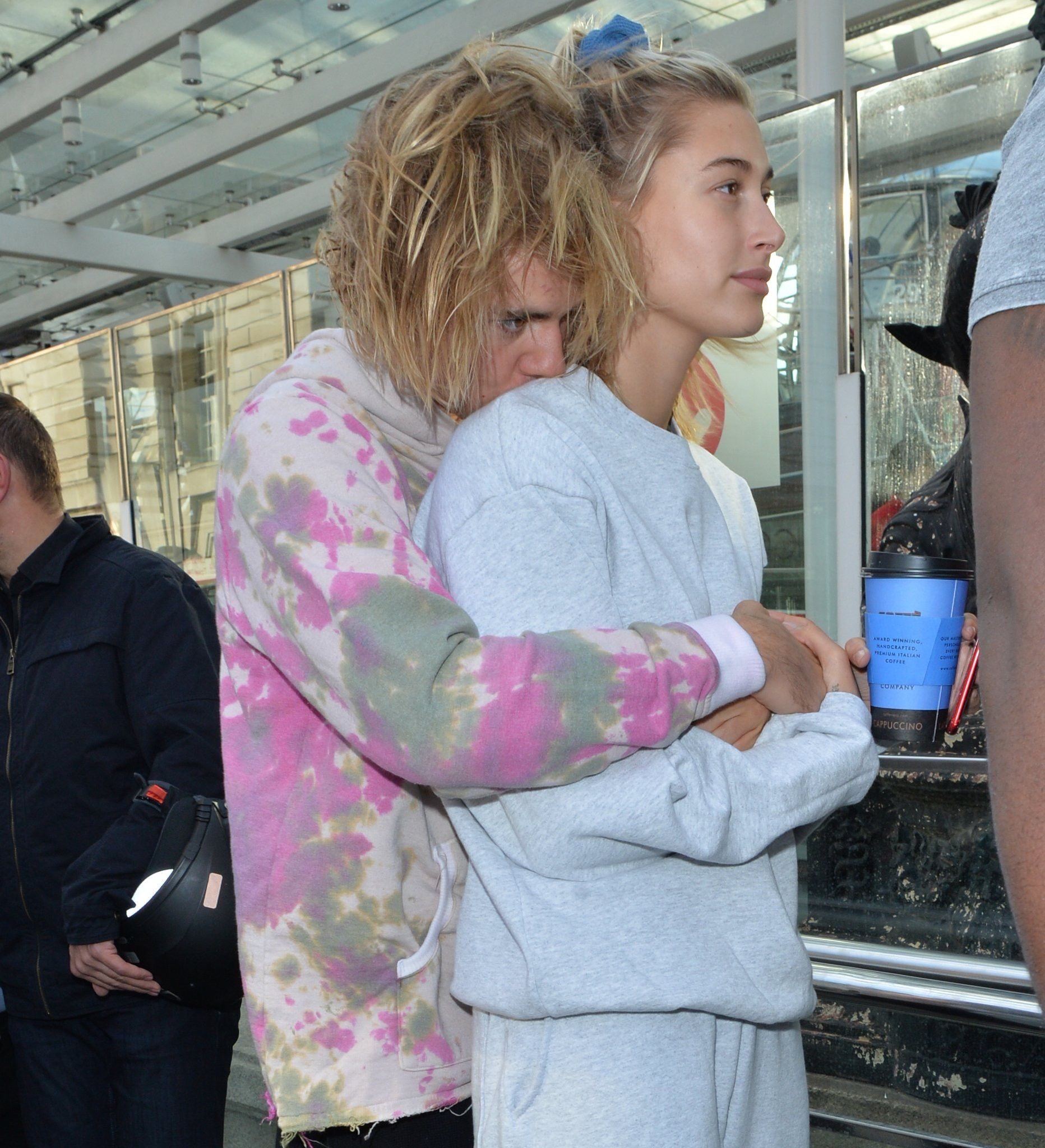 Hailey & Justin. (With Images